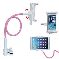 "Universal Desktop Flexible Neck Mount Holder for iPhone/iPad and  4.5~10.5"" Cell Phones Tablet PC (Assorted Color)"