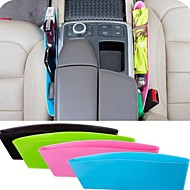 Multifunctional Storage Box Car Seat Gap(Random Color)