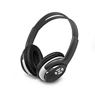 MP3 FM Stereo Headphone with TF Card Slot