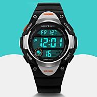 SKMEI Αντρικά Παιδικά Αθλητικό Ρολόι Μοδάτο Ρολόι Ρολόι Καρπού Ψηφιακό ρολόι Χαλαζίας Ψηφιακό Γιαπωνέζικο Quartz Ημερολόγιο συναγερμού