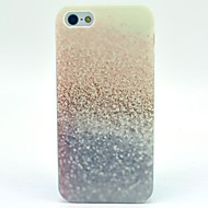 Color Pattern TPU Soft Cover for iPhone 5/5S