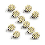 Eclairage Bi-pin ( Blanc chaud/Blanc froid 5 W- G4 500-700 lm- AC 12 V- 10 pièces