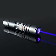 Alliage aluminium - Lampe torche - Pointeur laser bleu