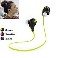 esporte estéreo fone de ouvido bluetooth fone de ouvido música de auscultadores sem fios com microfone para iphone 6 / 6plus / 5s / S6
