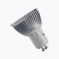 3W GU5,3(MR16) LED-kohdevalaisimet 3 Teho-LED 240 lm Lämmin valkoinen / Kylmä valkoinen Koristeltu AC 85-265 V 1 kpl