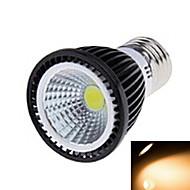 1 pcs ding yao E27 10W 1X COB 200LM 2800-3500/6000-6500K Warm White/Cool White Spot Lights AC 85-265V