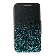 Na Samsung Galaxy Etui Etui na karty / Z podpórką / Flip / Wzór / Magnetyczne Kılıf Futerał Kılıf Przejście kolorów Skóra PU SamsungA8 /