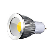 1 pcs Bestlighting GU10 7 W 1 X COB 600 LM K Warm White/Cool White/Natural White PAR Par Lights AC 85-265 V