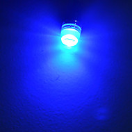 JIAWEN® T10 1.5W 90LM Blue Light/Cool White Side Maker Lamp LED Car Light(DC 12V)