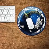 a superfície da terra decorativo mouse pad