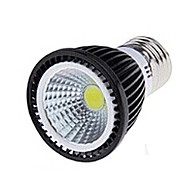 1 pcs ding yao E27 15W 1X COB 250LM 2800-3500/6000-6500K Warm White/Cool White Spot Lights AC 85-265V