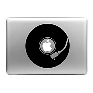 Hat-Prince Record Designed Removable Decorative Skin Sticker for MacBook Air / Pro / Pro with Retina Display