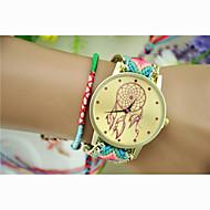 dreamcatcher nazionale di stile della Corea del sud di tessitura catena dell'orologio diy delle donne di modo