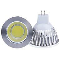 1개 ding yao 6 W 1 COB 120 LM 따뜻한 화이트/차가운 화이트 MR16 스팟 조명 AC 220-240 V