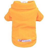 Fashion Personality Polo Shirt Puppy Kitten Comfortable for Pets Dog Cat