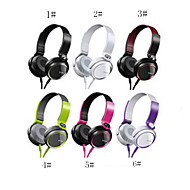 Universal Headset Headphone for Smartphone Samsung iPhone