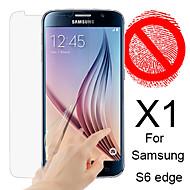 Matte Screen Protector for Samsung Galaxy S6 edge(1 pcs)