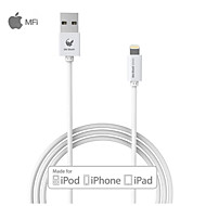 oldshark 3.3ft (1m) mfi gecertificeerde bliksem naar USB-synchronisatie- en oplaadkabel voor de Apple iPhone 5 / 5s / 6/6 plus / ipad mini