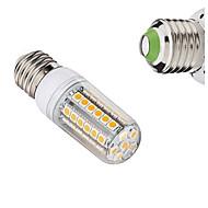1 pcs Ding Yao E27 7W 49X SMD 5050 450-550LM 2700-3500/6000-6500K Warm White/Cool White Corn Bulbs AC 220V
