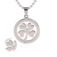 Персонализированные ювелирные изделия Ожерелья - Нержавеющая сталь