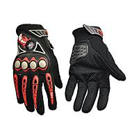 Γάντια Μοτοσυκλέτας Ολόκληρο το Δάχτυλο Πολυαιθουράνιο/Νάιλον/Λίκρα Μ/XL Κόκκινο/Μαύρο/Μπλε