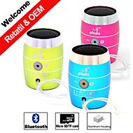 besteye® m3 mini draagbare draadloze bluetooth speaker voor iPhone / samsung / ipad / pc / mp3 / mp4 aluminium luidspreker