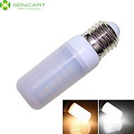 LED a pannocchia 56 SMD 5730 SENCART E14 / G9 / GU10 / B22 / E26/E27 5W Decorativo 500 lm Bianco caldo / Luce freddaAC 110-130 / AC