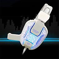 hi-fi kolor zmienił prądem dźwięku z czystym głosem przewodowych słuchawek przenośnych gier stereo dla PS3 / PS4&inne gry