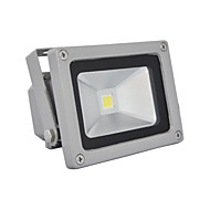 10W LED Floodlight 1 Integrate LED 800 lm Cool White Waterproof AC 85-265 V 1 pcs