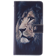 Mert LG tok Kártyatartó / Pénztárca / Állvánnyal / Flip Case Teljes védelem Case Állat Kemény Műbőr LGLG G4 / LG G3 / LG G2 mini / LG G3