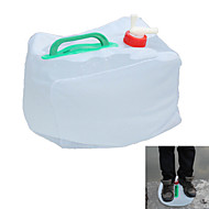 Outdoor Camping Portable Large Capacity 13L Big Folding Drinking Water Bag