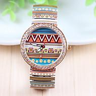 Xu™ 아가씨들 패션 시계 석영 합금 밴드 멀티컬러