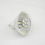 3W GU5.3(MR16) LED-spotlights MR11 13 SMD 5730 120-150 lm Varmvit / Naturlig vit DC 12 V 1 st