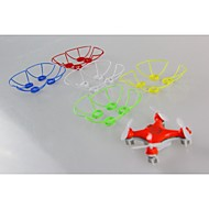 cheerson CX-10 RC هليكوبتر quadcopter غطاء حماية قطع الغيار CX-10A لCX-10