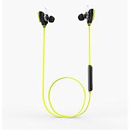 ミニワイヤレスヘッドホンを実行masentek D8スポーツのBluetoothヘッドセットの耳のステレオ