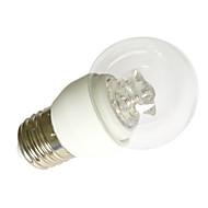 2 pcs 2015 new design 4W P45 Clear led bulb with  E26/E27/E14/B15 Warm White/Cool White/Natural White AR Globe Bulbs