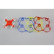 Cheerson CX-10 / CX-10A Cheerson Propeller Guards / Parts Accessories RC Quadcopters / Drones Red / Blue / Yellow