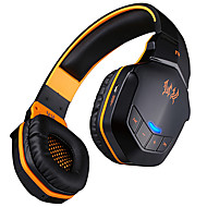 kotion hver b3505 trådløs bluetooth 4,1 stereo gaming headset med NFC mikrofon til iphone6 ​​/ samsung - orange