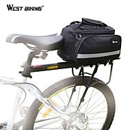 Велоспорт Боты / Седло для велосипеда Велоспорт / Горный велосипед / Шоссейный велосипед / Велосипеды для активного отдыха Черный