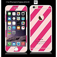 3D/Light/Color Toughened Glass Film for iPhone 6