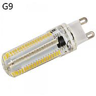 Bombillas Mazorca Regulable E14/G9/G4/E12/E17 10 W 152 SMD 3014 1000 LM Blanco Cálido/Blanco Fresco AC 100-240/AC 110-130 V 1 pieza
