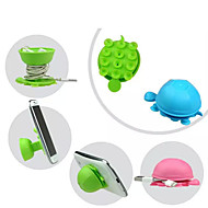 Universal Functional Portable Adsorptive Cute Small Tortoise Phone Stand (Assorted Colors)