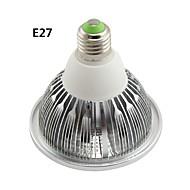 Spot LED Gradable Blanc Chaud / Blanc Froid AR111 GU10 / G53 / E26/E27 10W 1 COB 1000-1100LM LM AC 100-240 / AC 110-130 V