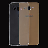 magic spider® ultra-vékony, átlátszó TPU vissza helyzet képernyővédő fólia Samsung Galaxy A3 / A5 / A7 / A8