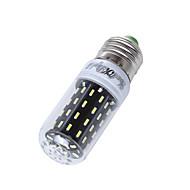 YouOKLight® E14/E27 5W 500lm CRI>80 3000K/6000K 56*SMD4014 LED Light Corn Bulb (110-120V/220-240V)