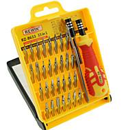 rewin® verktøy 33pcs presisjon eletronic skrutrekker sett hånd verktøyet sett