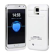 3800mAh externe bewegliche Unterstützungsbatterie für Samsung-Galaxie i9600 s5 (verschiedene Farben)