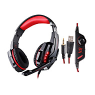KOTION EACH G9000 3.5mm Game Headphone with Led Light Microphone