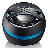 stra-bt trådløs bluetooth stereo høyttaler mini resonans mobile bærbare bil subwoofer