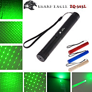 LT - 5mw 532nm Visible Adjustable Beam Cigarette Lighter Point Match Green Laser  Pen Flashlight - Multicolor